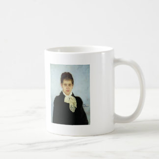 Ilya Repin- V.A. Repina Coffee Mugs