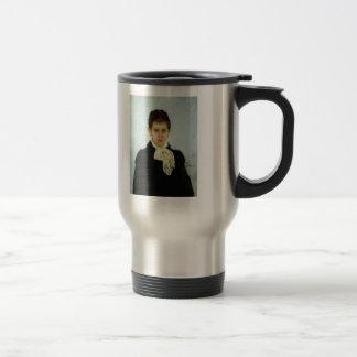Ilya Repin- V.A. Repina Stainless Steel Travel Mug