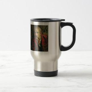 Ilya Repin- Zaporozhets Stainless Steel Travel Mug