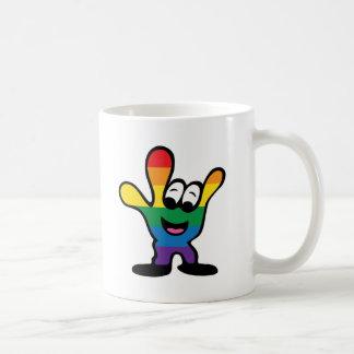 ILYrainbowFinal Coffee Mug