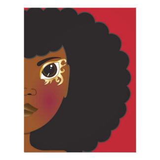 I'Lythia (Red) 21.5 Cm X 28 Cm Flyer