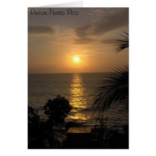 IM000881, Rincon,Puerto Rico Card