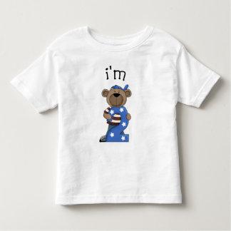 Im 2 Birthday Bear T-shirt