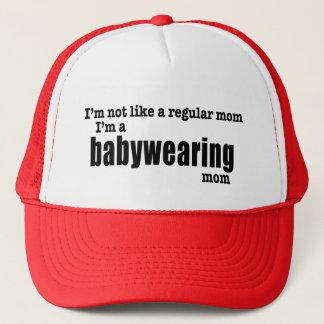 I'm a Babywearing Mom - Trucker Hat