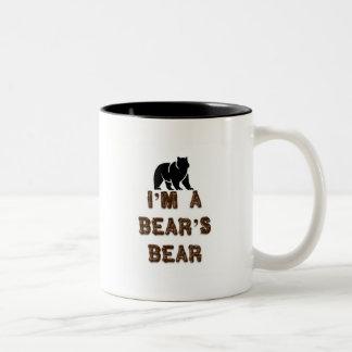 I'm A Bear's Bear Two-Tone Mug