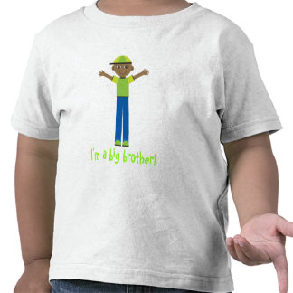 I'm a big brother! (aa) shirts