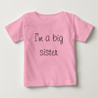 I'm a big sister baby T-Shirt