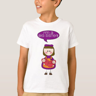 i'm a big sister (twin girls) T-Shirt