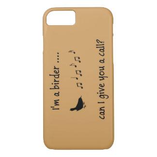 I'm A Birder Cell Phone Case