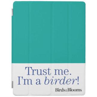 I'm a Birder iPad Cover