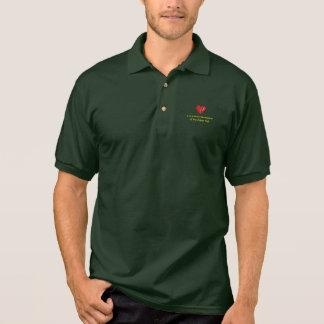 I'm a bona fide member of the Zipper Club Polo T-shirts