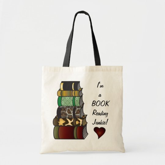 I'm a Book Reading Junkie