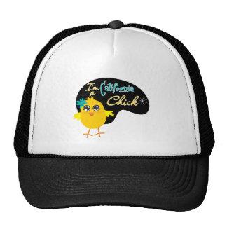 I'm a California Chick Trucker Hat