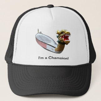 I'm a Champion Dragon Boat Hat