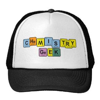 I'M A CHEMISTRY GEEK1 CAP