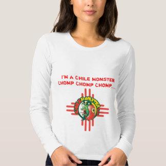 I'm a Chile Monster Chomp Chomp Chomp 3 Shirts