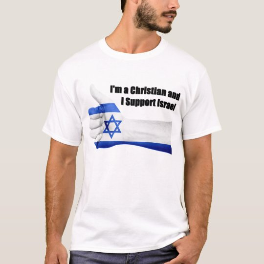 I'm a Christian and I Support Israel Men's