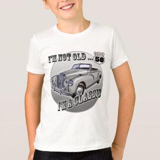 I'm A Classic 50th Birthday Gifts T-Shirt