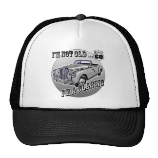I'm A Classic 60th Birthday Gifts Trucker Hats