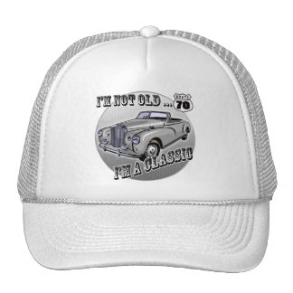 I'm A Classic 70th Birthday Gifts Trucker Hat