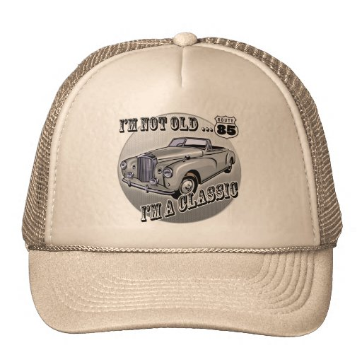 I'm A Classic 85th Birthday Gifts Mesh Hat