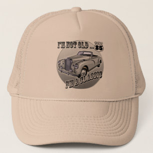 9f6336a865cea I m A Classic 85th Birthday Gifts Trucker Hat