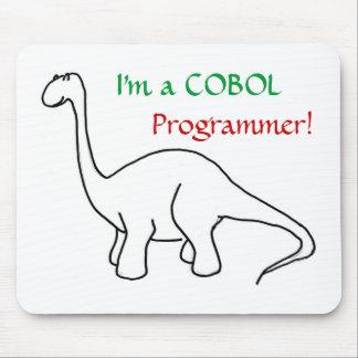 I'm a COBOL Programmer! Mousepad