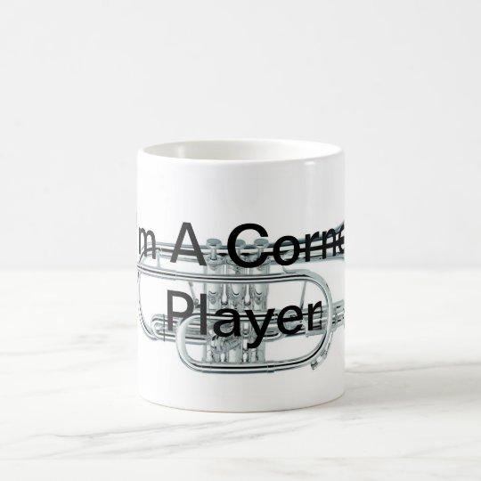 I'm A Cornet Player Coffee Mug