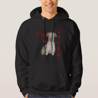 I'm a dog LOVER Hoodie
