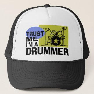 I'm A Drummer Hat