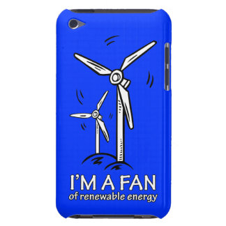 I'm a Fan of Renewable Energy Barely There iPod Cover