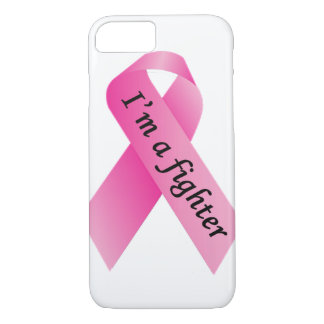 I'm A Fighter Cancer Awareness iPhone Case