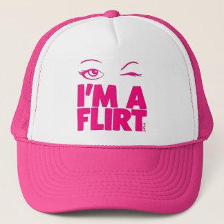 im-a-flirt trucker hat