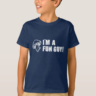 I'M A FUN GUY Mushroom Kids T-SHIRT