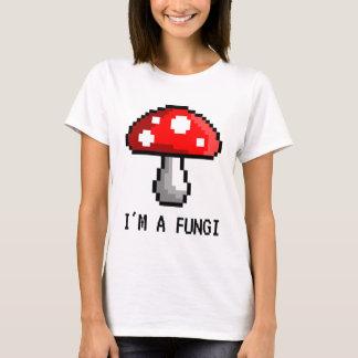 I'm a Fungi Pixel Mushroom T-Shirt