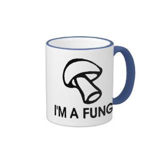 I'm A Fungi Ringer Coffee Mug