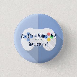 I'm A Gamer Guy Pin