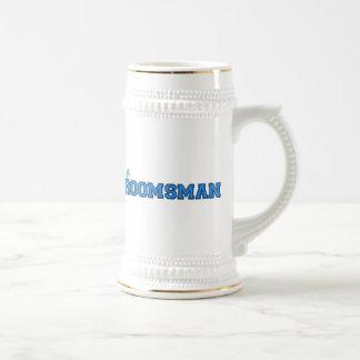 I'm A Groomsman Beer Stein