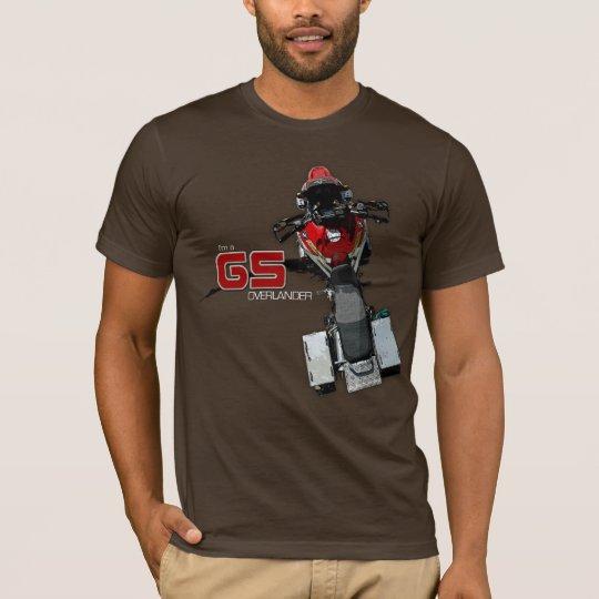 I'm a GS Overlander T-shirt