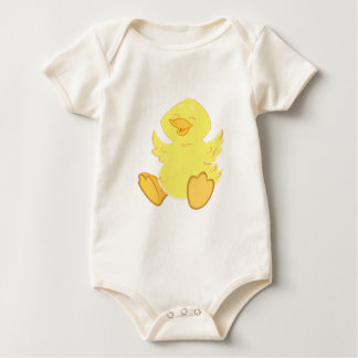 I'm a Happy Duck! Baby Bodysuit