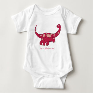 I'm a Herbivore! Baby Bodysuit