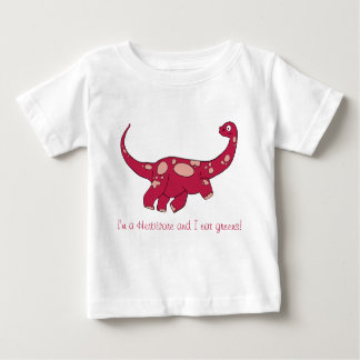 I'm a Herbivore! Baby T-Shirt
