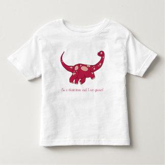 I'm a Herbivore! Toddler T-Shirt