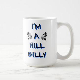 I'm a hillbilly mugs