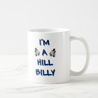 I'm a hillbilly coffee mug