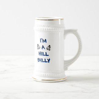 I'm a hillbilly mug