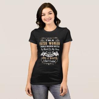 I'm a Irish Woman T-Shirt