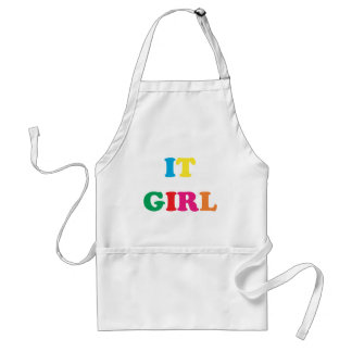 I'm a IT GIRL Standard Apron