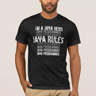 I'm a Java Nerd - Java Programmer - Java Rules T-Shirt