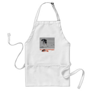 I'm A Joyful Springer Customize With Your Photo Standard Apron